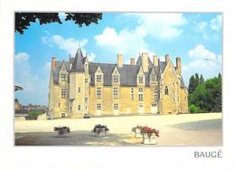 49 - Baugé - Le Château (XVe Siècle) Bâti Par Le Roi René D'Anjou - Other Municipalities