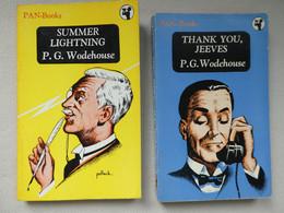 """Summer Lightning"" P.G. Wodehouse - PAN En1950 - Unclassified"