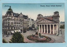 AACHEN  -  THEATER  -  KAISER  WILHELM  DENKMAL  - 1926  - - Aachen