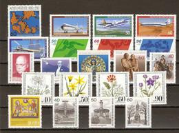 Allemagne Berlin 1980 - Année Complète MNH - YT 577/597 - Kilowaar (max. 999 Zegels)