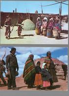 Lot De  2 Cartes (c. Années 50) Amérindiens , Indiens D'Amérique (PPP27024) - Other Topics