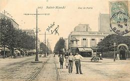 94 SAINT MANDE - Rue De Paris - Saint Mande