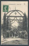 CPA 18 - Henrichemont, Comice 1908 - Henrichemont