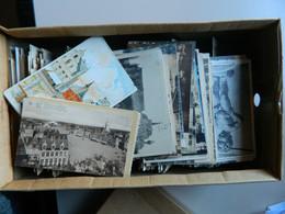 BELGIQUE  LOT DE 902 CPAS ET PETITES CPSMS (PETITES CARTES) A 0.30 C D'EUROS PIECE - 500 Postcards Min.