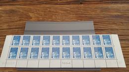 LOT531610 TIMBRE DE FRANCE NEUF** LUXE FACIALE ET COIN DATE BAS DE PAGE BLOC - Collections