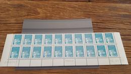 LOT531611 TIMBRE DE FRANCE NEUF** LUXE FACIALE ET COIN DATE BAS DE PAGE BLOC - Collections