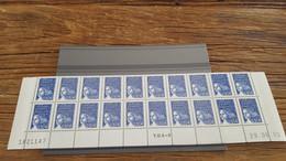 LOT531617 TIMBRE DE FRANCE NEUF** LUXE FACIALE COIN DATE BAS DE PAGE BLOC - Collections