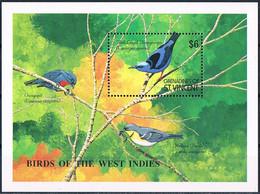 Bloc Sheet Oiseaux Birds Neuf MNH ** Grenadines Of St Vincent 1990 - Other