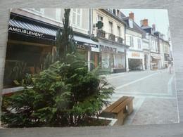 SAINT-AMAND-MONTROND - Rue Piétonne - Editions La Cigogne - Année 1986 - - Saint-Amand-Montrond