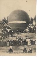 MARSEILLE Bouches Du Rhône Aviation Exposition Internationale D ' Electricité Gonflement Ballon Electric Pub  2 Scans..G - Exposición Internacional De Electricidad 1908 Y Otras