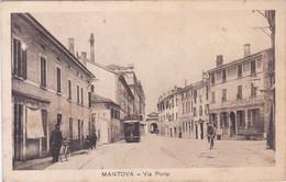 Italie  Lombardia  Mantova Via Porto - Mantova