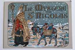 Noel -créche -le Mystère De Saint Nicolas - Otros