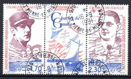 SPM Saint Pierre & Miquelon 1990 N° 532A Oblitéré Cote : 1,60€ - Usati
