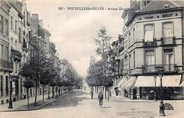 Belgique - Bruxelles-Saint-Gilles -Avenue Ducpétiaux - St-Gilles - St-Gillis