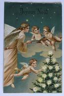 Joyeux Noel - Gauffrée - Angels