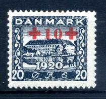1921 DANIMARCA N.131 MNH ** - Nuevos