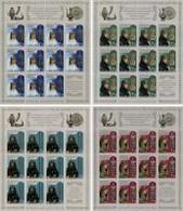 RUSSIE/RUSSIA/RUSSLAND/ROSJA2008 MI.1522-25**,ZAG.1290-93,YVERT.7085-88..Decorative And Applied Art Of Dagestan Republi - Unused Stamps
