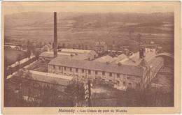 47857 -  Malmédy  Les  Usines  Du  Pont De  Warche - Malmedy