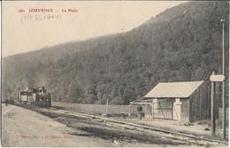 Messigny : Jouvence - La Halte - Altri Comuni