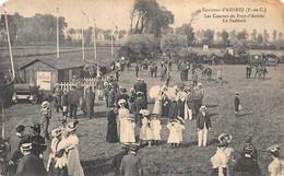62 - ARDRES - Les Courses De PONT D'ARDRES - Le Paddock 1917 - Ardres