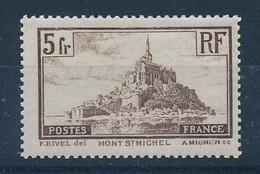 DX-564: FRANCE: Lot Avec N°260a** Type 1 - Ongebruikt