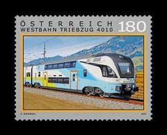 Austria 2021 Mih. 3572 Western Railway WESTbahn MNH ** - 2011-... Unused Stamps