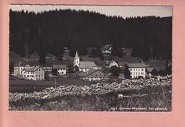 OUDE POSTKAART ZWITSERLAND - SCHWEIZ -  SUISSE -    CERNEUX - PEQUIGNOT - NE Neuchâtel