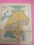 Carte Géographique Ancienne/Russie/ CCCP  / Hydrographique/Sokolov Et Ouvanov/Vers 1917-1925        PGC3768 - Slav Languages