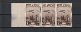 Algérie Poste Aérienne N° 13** Bord De Feuille - Poste Aérienne