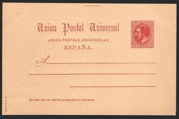 Entero Postal - Edi 15 - Sin Circular - 1850-1931