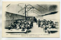 49 ANGERS Ouvrieres Ateliers De Fendeuses Ardoisieres  Lariviere  1920    /D01-2018 - Angers