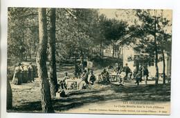 85 LES SABLES D'OLONNE - Amiaud 2343-  Clients Terrasse CAFE  Chalet Mireille   1910  /D01-2018 - Sables D'Olonne