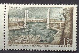 France N°1117 Neuf ** 1957 - Unused Stamps