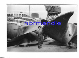 HELICE PAQUEBOT NORMANDIE - Barcos
