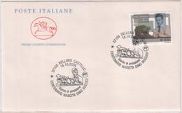 """Italia - 2006 - FDC Cavallino """"100° Nascita Dino Buzzati"""" MNH** - F.D.C."""