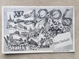 SEDAN–1906–bons Souhaits - Sedan
