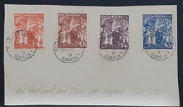 POLAND 1939 Fdc - Briefe U. Dokumente