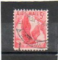 ETATS-UNIS       5 C   1958    Y&T:48   Poste Aérienne    Oblitéré - 2a. 1941-1960 Usados