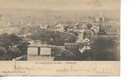 GOLUB DOBRZYN Pologne Drewenzbrücke 1902        ....G - Poland
