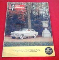 L'action Automobile Décembre 1953 Vedette Vendôme, Panaméricaine, Tanger Zone Internationale, Rallye Du Maroc - Auto/Moto