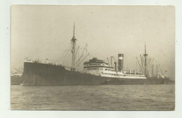 NAVE AMMON - VIAGGIATA 1925  FP - Passagiersschepen