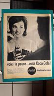 Ancienne Pub Coca Cola - Non Classés