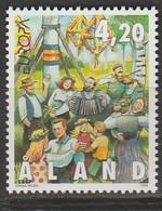 Aland Europa 1998 N° 141** Festivals Nationaux - 1998
