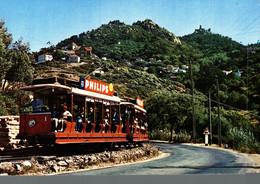 N° 9538 R -cpsm Sintra -tramway - - Tranvía