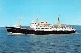 """MS """"Nordnorge"""" - Fähren"""