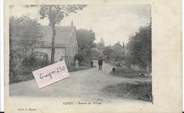 TAVEY Entrée Du Village - Andere Gemeenten