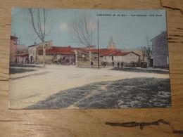 CABANNES : Vue Generale Coté Nord ................ 210215-2008 - Otros Municipios