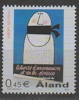 Aland Europa 2003 N° 223 ** Art De L'affiche - 2003
