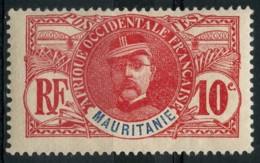 Mauritanie (1906) N 5 * (charniere) - Neufs