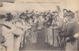 Marine Nationale : Le Vaguemestre    ///  Ref.  Fév. 21 // BO. Lot 1 - Guerra
